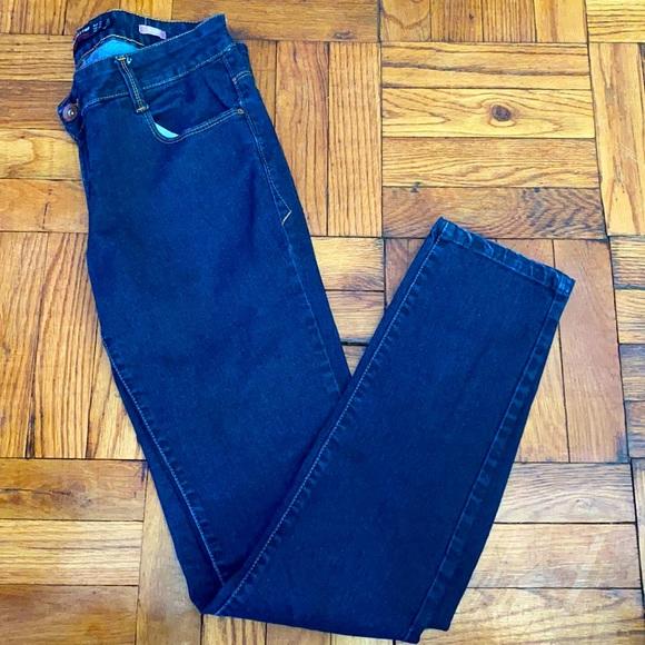 Zara skinny jeans size: 10